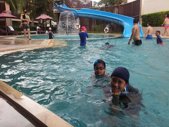 Springfield @ Sea Resort & Spa: สระเด็ก