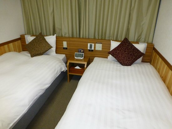 Dormy Inn PREMIUM Sapporo : room