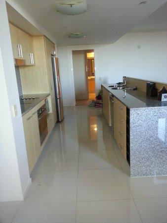 Pelican Waters Golf Resort & Spa : Kitchen