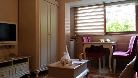 Istanbul Garden Suite : hall