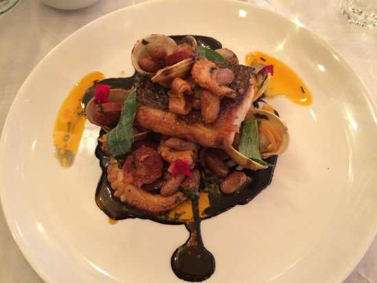 Bonnie Gull Seafood Shack : Sea Bass