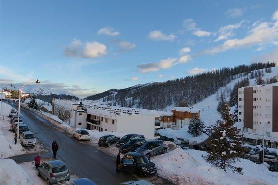 Residence Val d'Azur : Vu de l'appartement