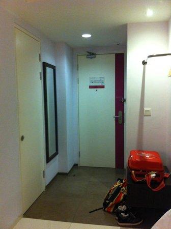 Primera Hotel Seminyak: Door