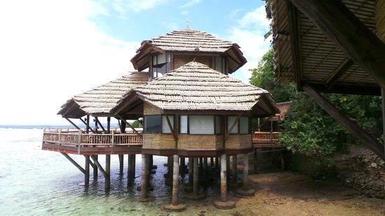 Pearl Farm Beach Resort: One of the Malipano villas
