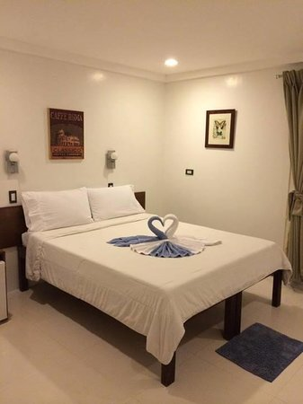 Bluelilly Hotel: Deluxe Seaview Room