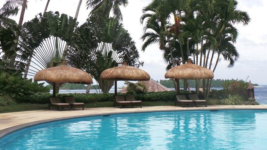 Pearl Farm Beach Resort: One of the 3 pools