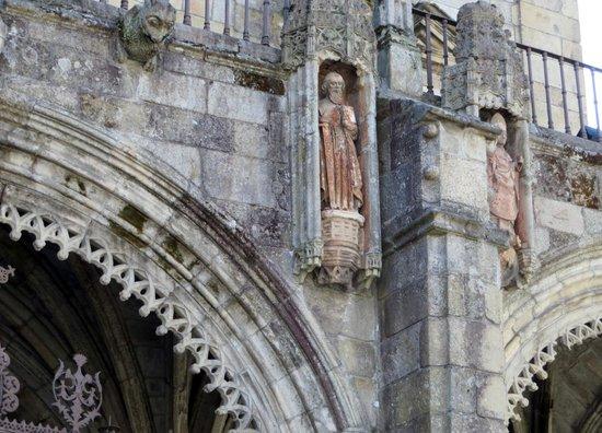Cathedral of Santa Maria de Braga: sé braga