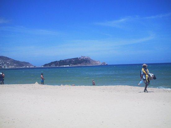 Hotel Dar Ismail : Spiaggia