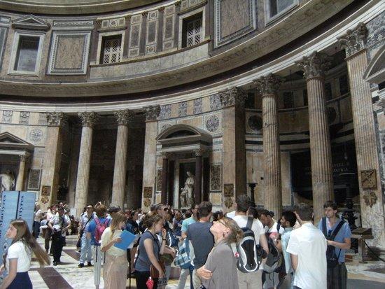Pantheon: la rotonda