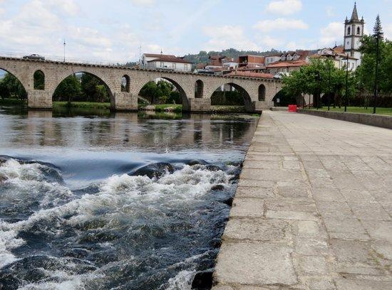 Puente de Ponte da Barca