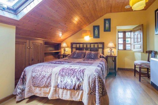 Casa de Verdes Turismo Rural: habitación