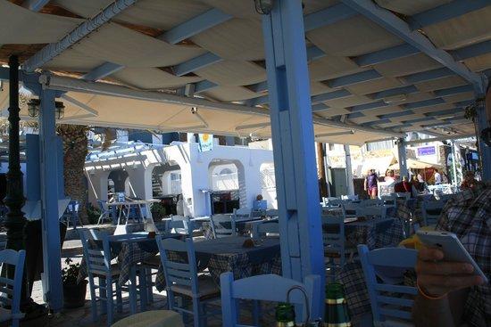 Sunshine Hotel: Il ristorante...