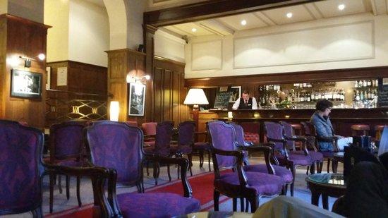 Hôtel Barrière Le Westminster : le bar
