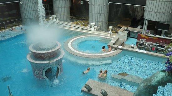 Tallink Spa & Conference Hotel: Piscina della SPA