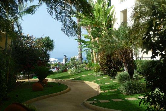 Porto Santa Maria Hotel: Tuin