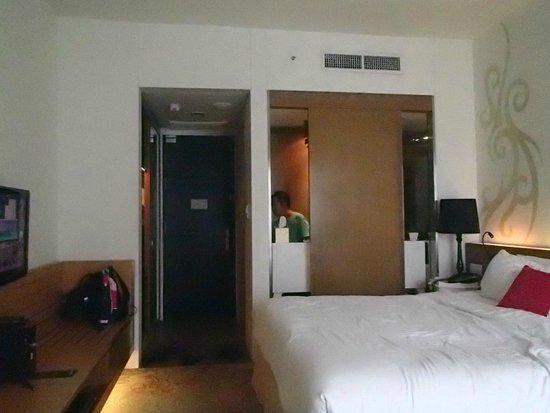 Hard Rock Hotel Penang : King's club room located at highest floor