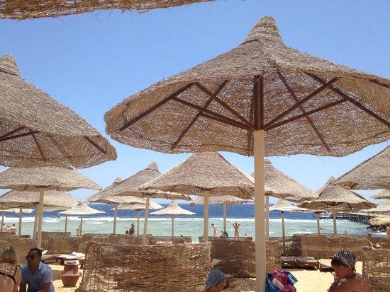 Serenity Fun City: Пляж
