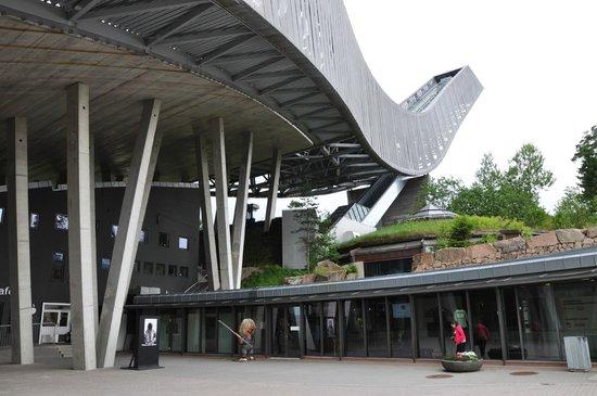 Musée du ski de Holmenkollbakken : Holmenkollen