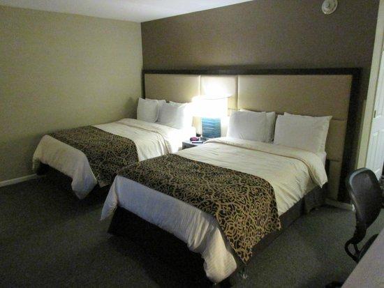 The Windsor Suites: Notre première chambre