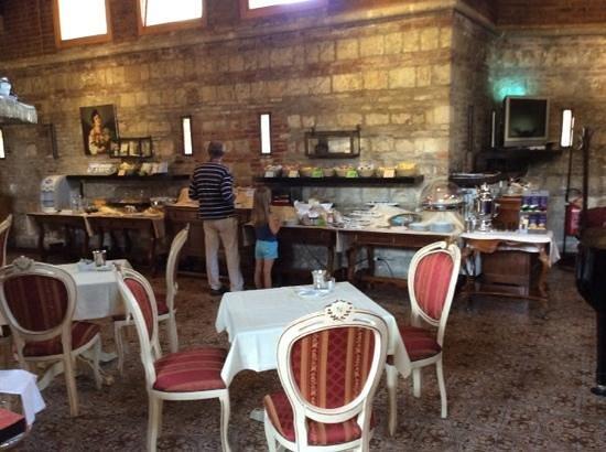 Hotel Fortino Napoleonico : colazione