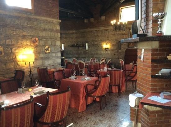 Hotel Fortino Napoleonico : sala colazione