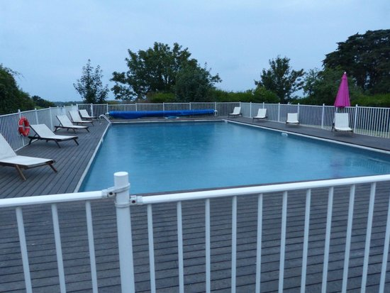 Hotel Tumulus : piscine