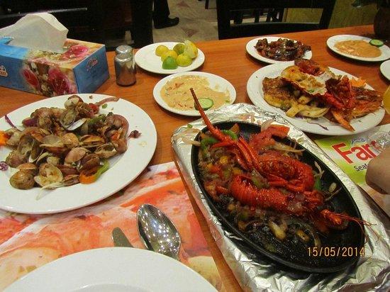Fares Seafood : ммм )) вкуснятина
