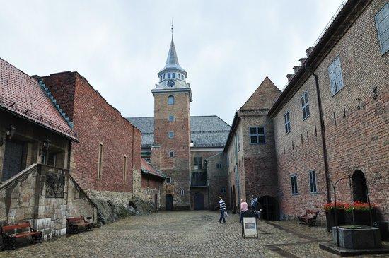 Festung Akershus: la fortezza