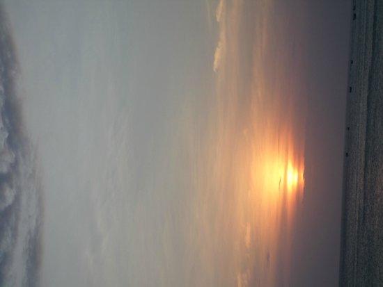 Karma Royal Sanur: Sun Setting on the Beach