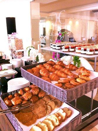 Hotel Don Cesar : Buffet petit déjeuner