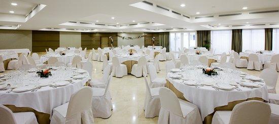 NH Villa de Coslada : Bodas - Weddings