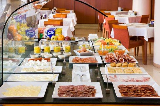 NH Villa de Coslada : Desayuno - Breakfast