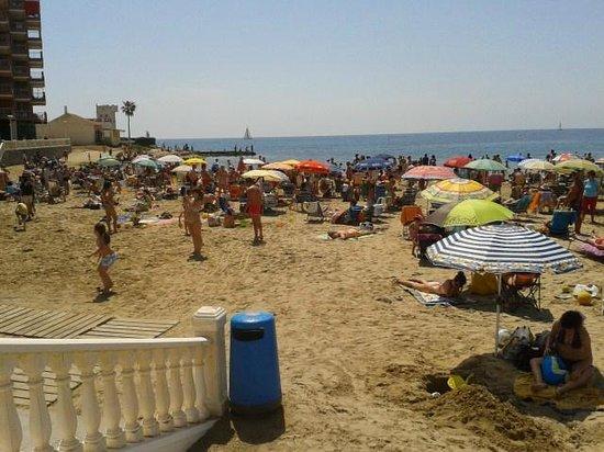 Playa de Los Locos: Très agréable