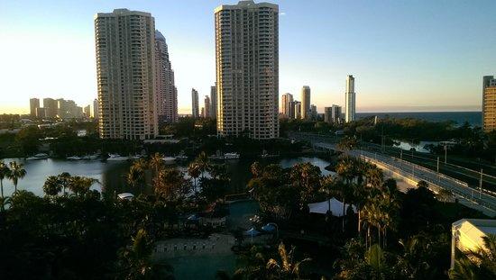 Surfers Paradise Marriott Resort & Spa: View