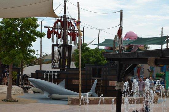 Palma Aquarium : espace enfants