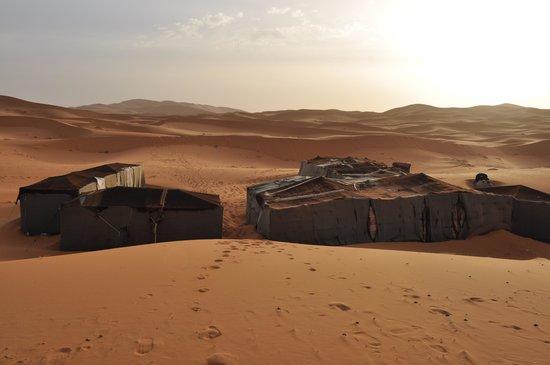 Sahara Tours 4x4 : CAMP SITE