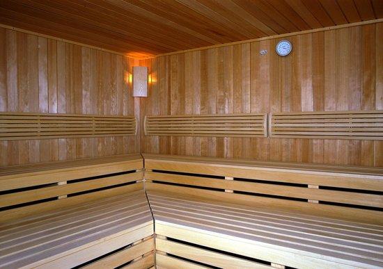 NH Forsthaus Fürth Nürnberg: Sauna