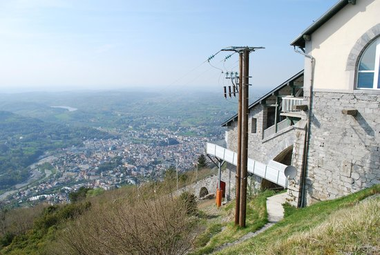 Pic du Jer : Vista desde la cima