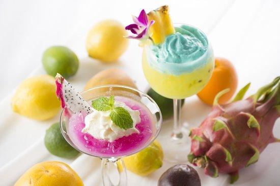 ANA Crowne Plaza Okinawa Harborview: Bar Lounge STARLIGHT