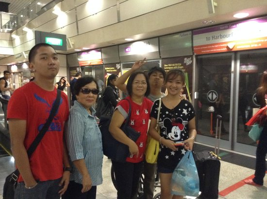 Naumi Liora: the walking distance MRT Station