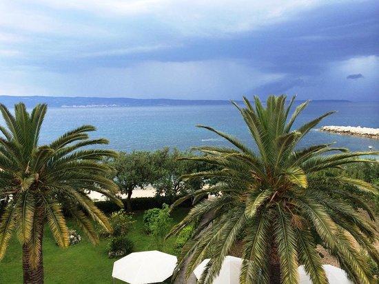 Villa Pitomcia : Вид с балкона