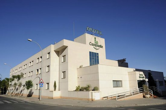 Campanile Alicante: EXTERIOR