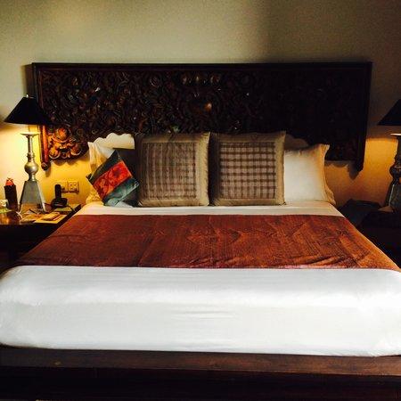 Aditya: Comfy Bed