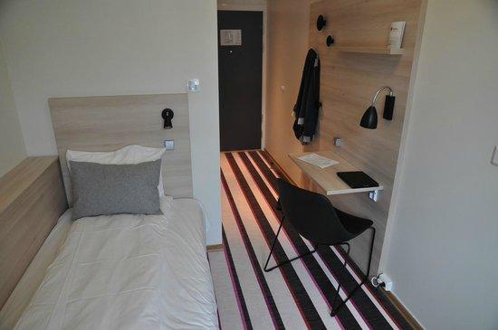 Citybox Oslo: Single room