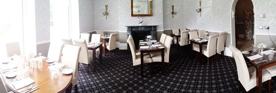The Anglesey Hotel: Restaurant