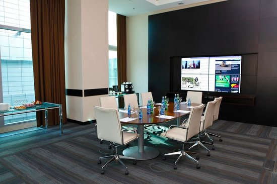 IBB Andersia Hotel: Video wall in Conference Room
