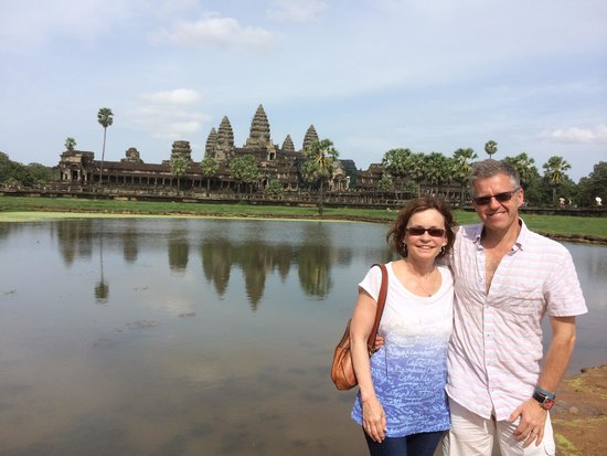 Angkor Guide Sopanha Private Tours: Angkor Wat
