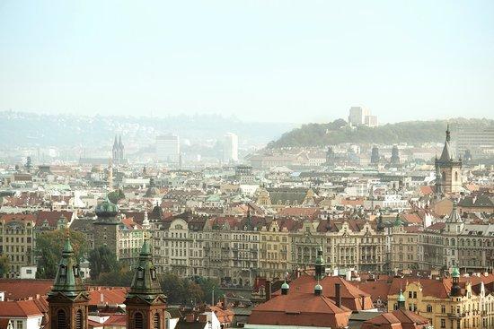 NH Prague City: View