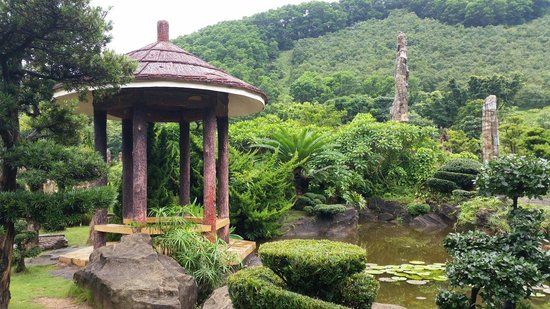 Xianhu Fossil Forest : 仙湖風景區