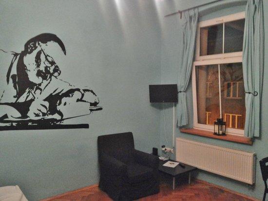 Nobel Suites: ernest hemingway suite